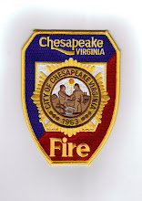 Photo: Chesapeake Fire