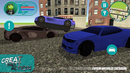 Great Theft Action- screenshot thumbnail