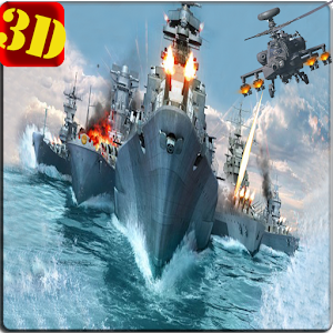 Navy Gunship Sea Action for PC and MAC