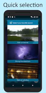 Relax Rain – Rain Sounds Premium MOD APK 2