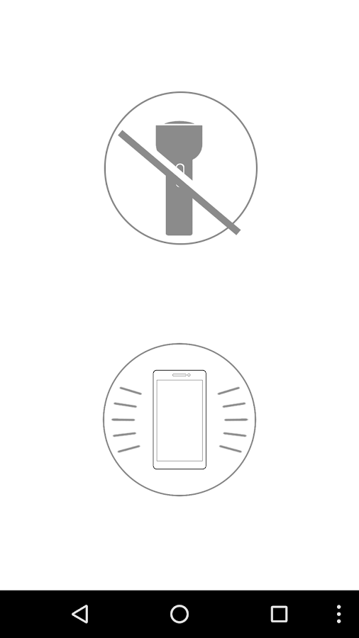 Flashlight Pro: No Permissions- screenshot