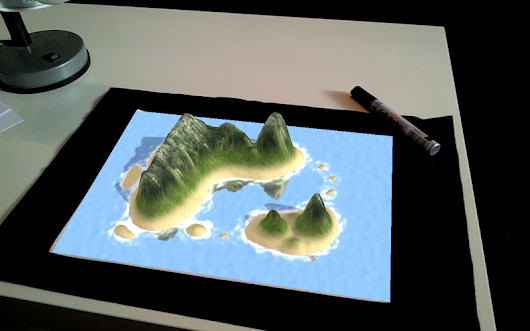 LandscapAR augmented reality - Aplicaciones de Android en Google Play