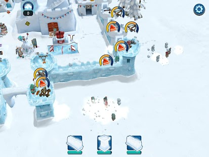 Snowtime Game- screenshot thumbnail