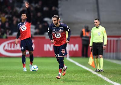 Officiel : Yusuf Yazici (Lille) souffre d'une rupture des ligaments croisés du genou