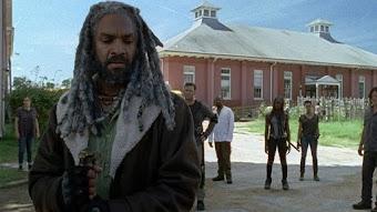 """Inside The Walking Dead: Episode 709, """"Rock In The Road"""""""