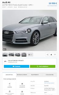 ouest france auto annonces voitures apps on google play. Black Bedroom Furniture Sets. Home Design Ideas