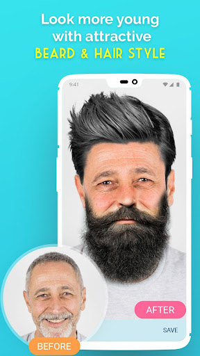 Old Age Face effects App screenshot 9