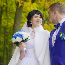 Wedding photographer Vladimir Mironyuk (vovannew). Photo of 31.10.2016