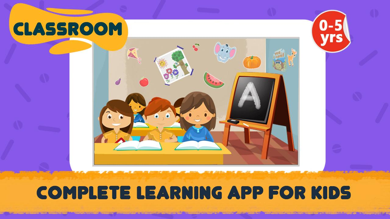 ABC Song - Rhymes Videos, Games, Phonics Learning- screenshot