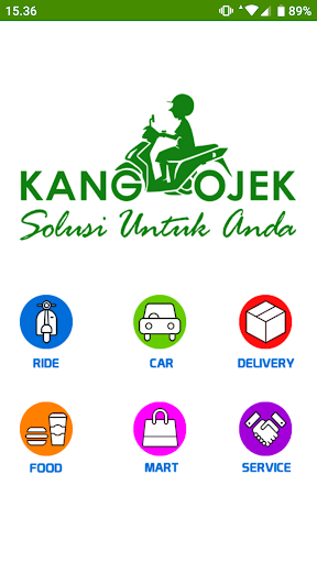 Kang Ojek screenshots 1