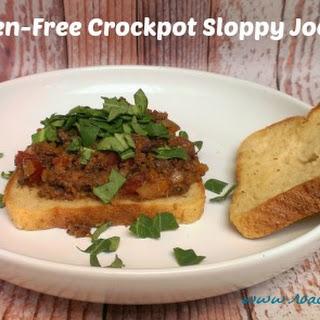 Gluten Free Sloppy Joes Recipe