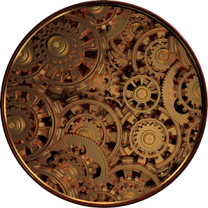 Steampunk Gears Live Wallpaper Android Apps On Google Play