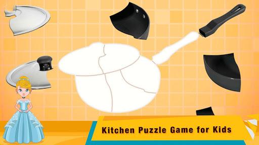 Kitchen Puzzleu00a0Game for Kids 1.4 screenshots 11