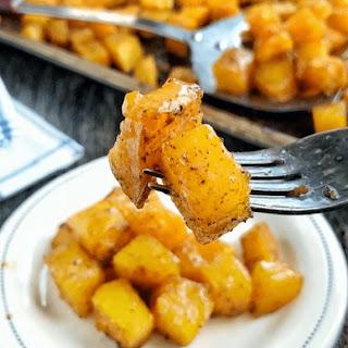 Caramelized Butternut Squash.