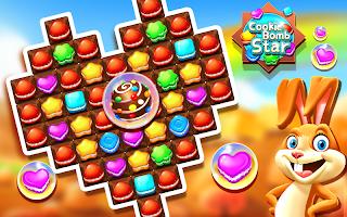 Cookie Bomb Star