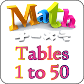 Maths Tables Info For Kids