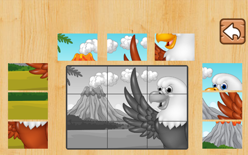 Animal Puzzles for Kids 3