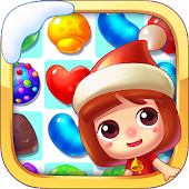 Cookie Magic Christmas - Free Match 3 Puzzle Game