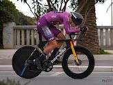 Wout van Aert pakt ook op laatste dag in Tirreno nog eens uit en is de beste in tijdrit