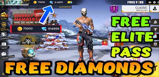Diamond ff gratis 2020