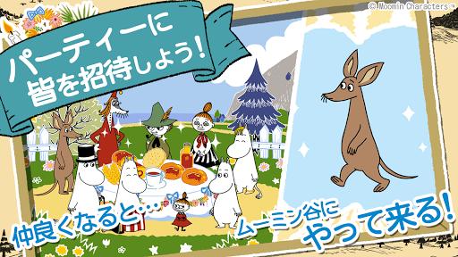 無料模拟Appのムーミン 〜ようこそ! ムーミン谷へ〜|記事Game