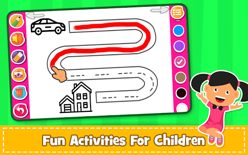 ABC PreSchool Kids Tracing & Phonics Learning Game filehippodl screenshot 18