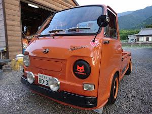 サンバートラック  1967(昭和42)年式のカスタム事例画像 橙蛙屋工房さんの2019年03月08日08:36の投稿