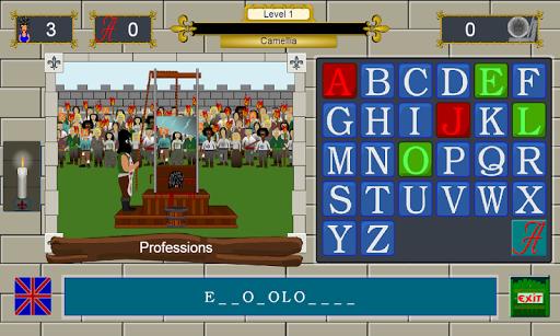 玩免費拼字APP|下載Words The Guillotine app不用錢|硬是要APP