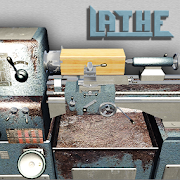 Lathe Machine 3D: Milling & Turning Simulator Game MOD APK 2.9.0 (All Items Unlocked)