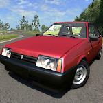 Russian Car Driver HD Icon