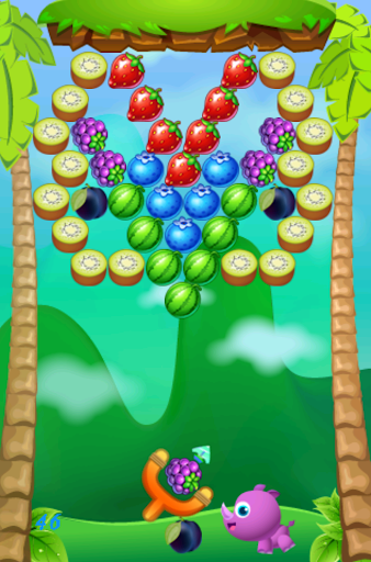 bubble shooter fruit casino apk