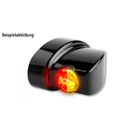 HeinzBikes NANO Winglets LED indicators rear, all H-D 1993-2020