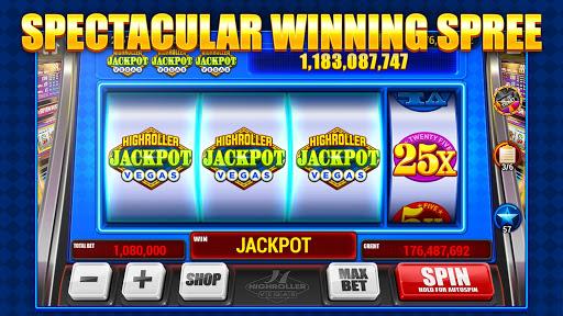 HighRoller Vegas - Free Slots & Casino Games 2020 2.1.29 screenshots 7