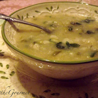 Potato Leek Soup!!!.
