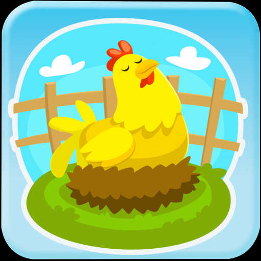 Pixel Farm Hen Run