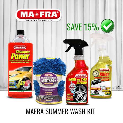Mafra Summer Wash KIT
