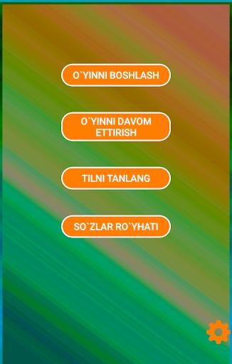 Rus tilini o'ynab o'rganamiz 1.1.2 screenshots 1
