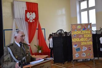 Photo: Zakończenie roku szkolnego klas IV-VI (26.06)