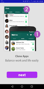 Dual Space – Multiple Accounts For All Social Apps 3