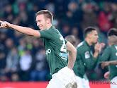 L'ancien attaquant d'Anderlecht Robert Beric a prolongé son contrat avec Saint-Etienne