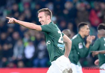 Un flop Anderlechtois a été récompensé : il réagit