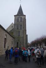 Photo: Rassemblement autorisé à St Cyr sous Dourdan