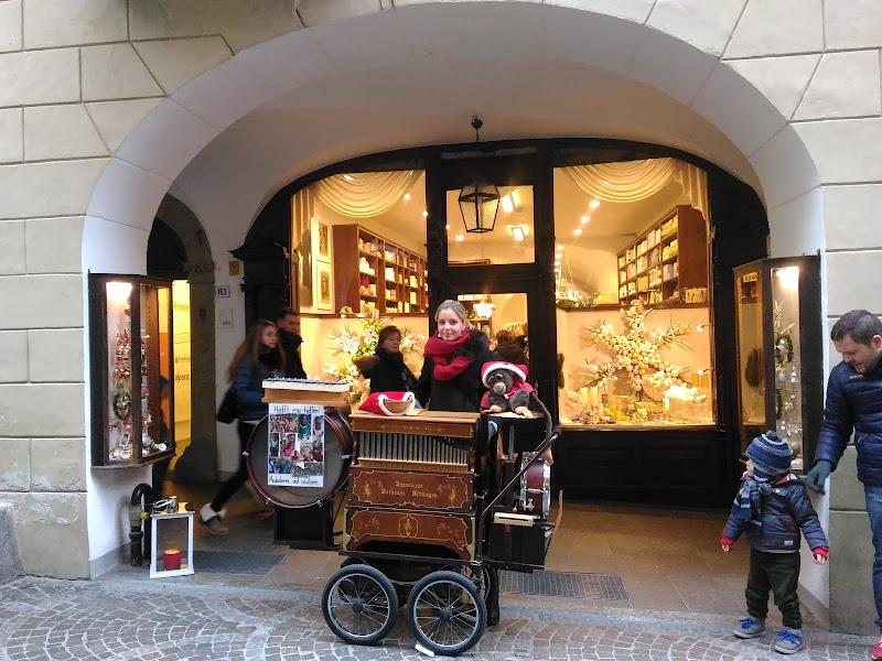 Innsbruck - l'Artista ed il suo organetto  di marco_de_giosa