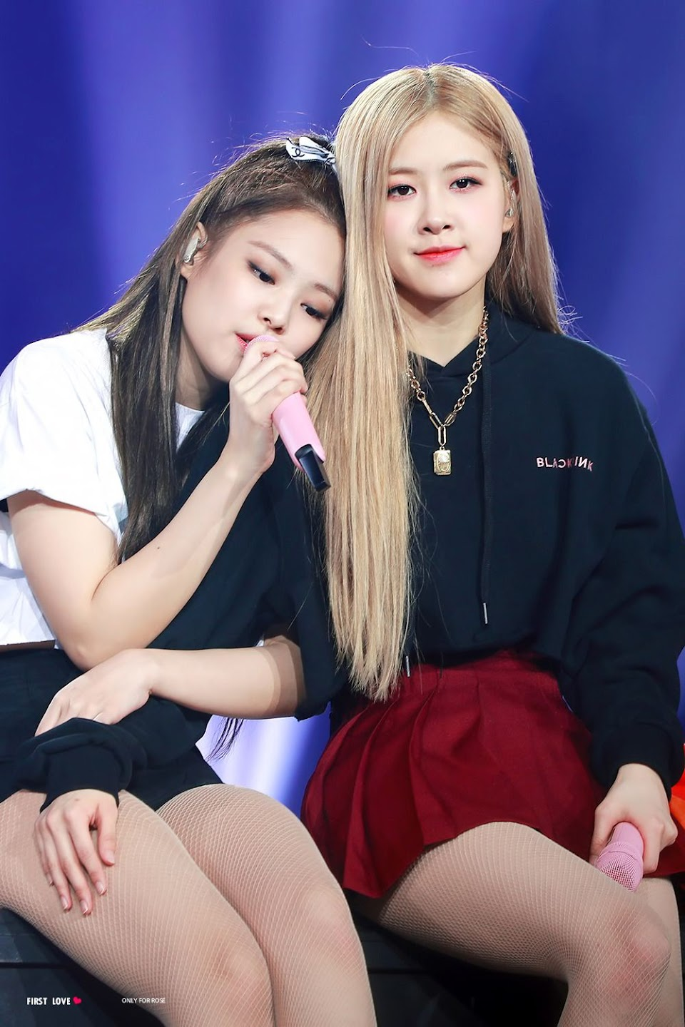 rosie and jennie