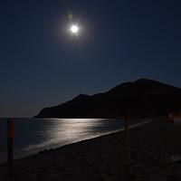 Questa notte protagonista è la Luna di
