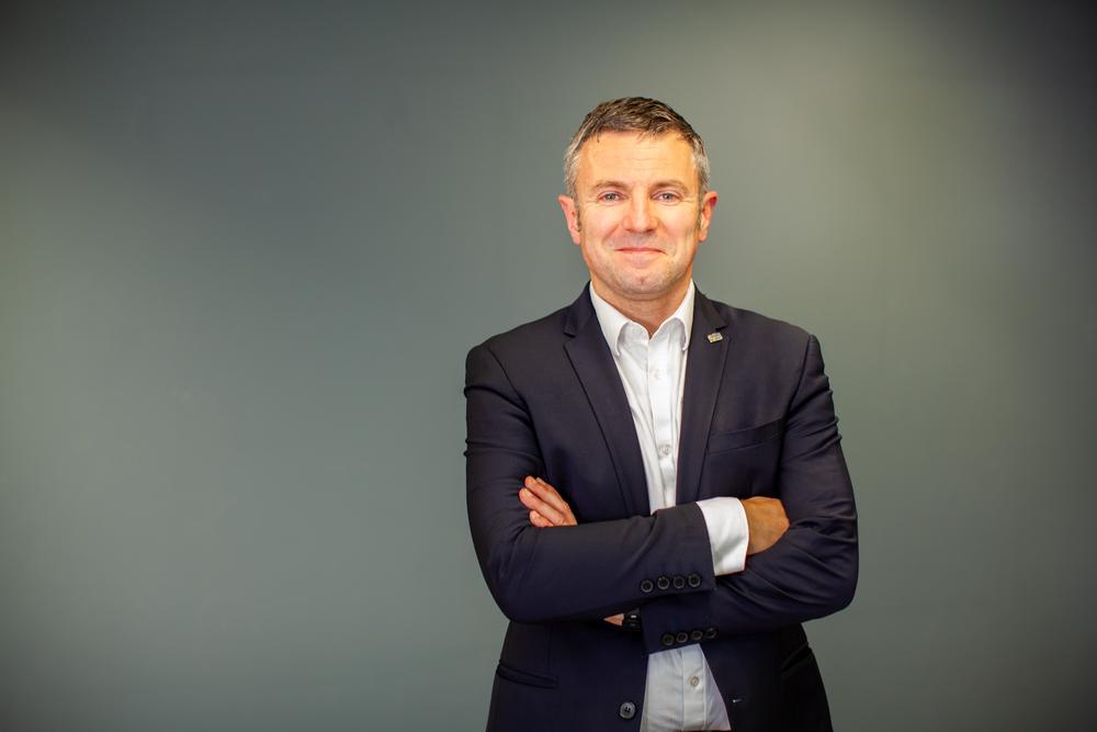 Laurent AUTHIER, Responsable régional
