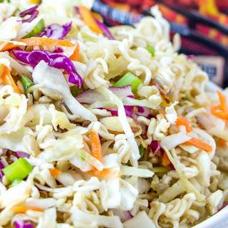 Asian Ramen Salad.