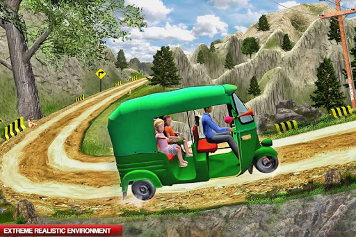 Mountain Auto Tuk Tuk Rickshaw 2.0.02 screenshots 5