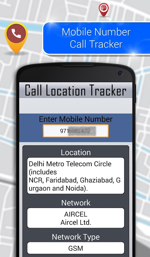 Mobile Number Call Tracker- screenshot