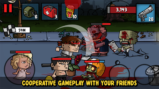 Zombie Age 3 Mod Apk 1.7.7 Latest (Unlimited Money + Ammo) 3